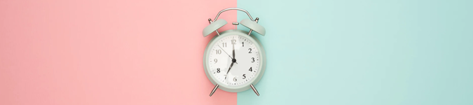Pink Mint Clock | The Best Practices for Therapist Marketing on Facebook in 2019 | Brighter Vision Marketing Blog for Therapists | Therapist Websites & Marketing for Therapists