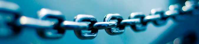 metal chain | The Best Practices for Therapist Marketing on LinkedIn in 2019 | Brighter Vision Marketing Blog for Therapists | Therapist Websites & Marketing for Therapists