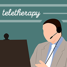 Featured image | 3 Reasons Why Teletherapy Could Be the Boost Your Practice Needs | Brighter Vision | Marketing Blog for Therapists