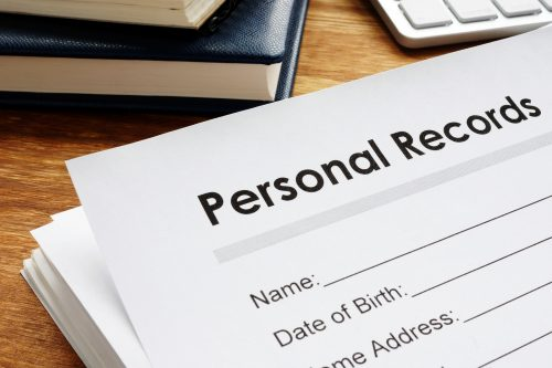 Personal medical records | A Therapist's Guide: How to Maintain HIPAA Compliance on Social Media | Brighter Vision Marketing Blog for Therapists