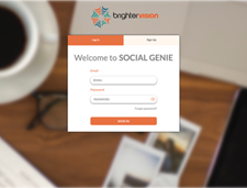 Featured image | Social Genie Platform | Brighter Vision | Marketing Made Simple for Therapists