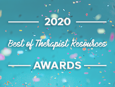 Featured image | 2020 Best of Therapist Resources Awards | Brighter Vision | Therapist Websites & Marketing Solutions