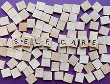 Featured image | 5 Ways Mental Health Professionals Can Practice Self-Care | Brighter Vision | Marketing Blog for Therapists